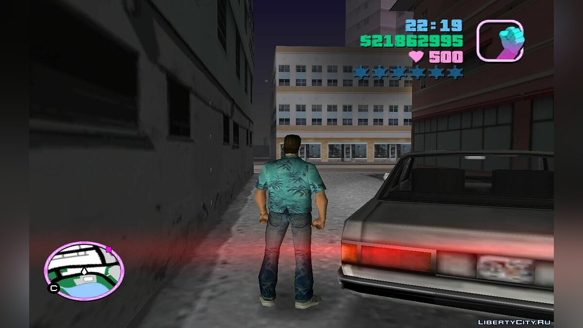 Script mod Buying Health v1.0 for GTA Vice City
