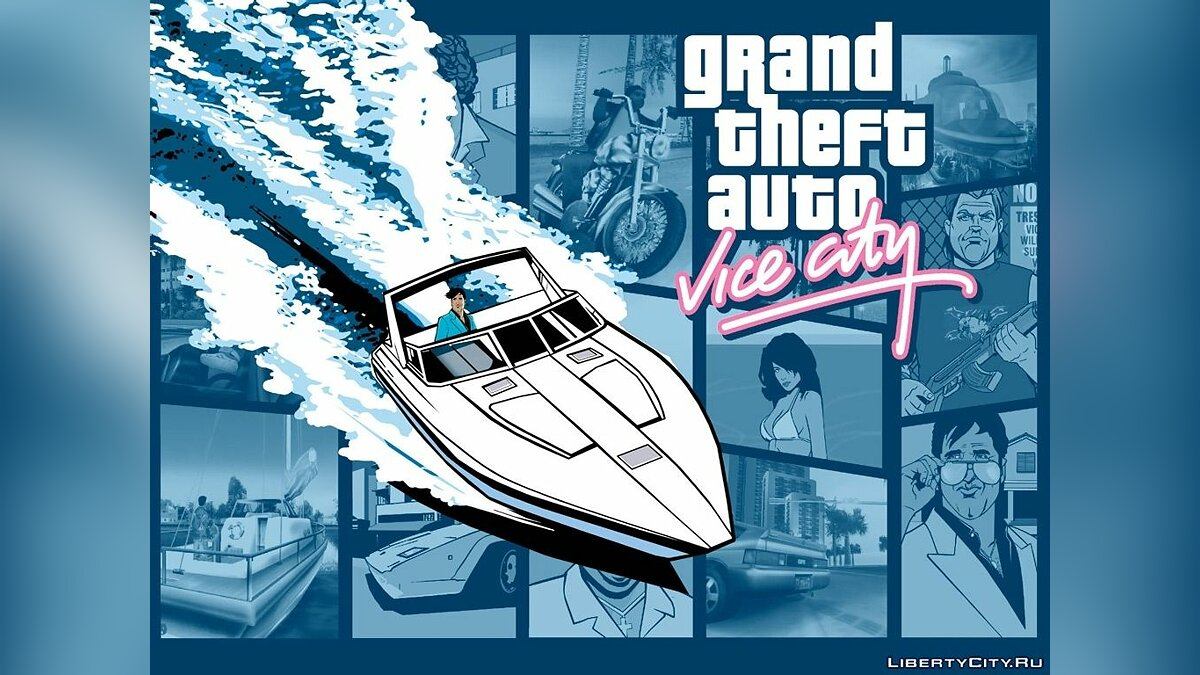 Editor Grand Theft Auto Vice City Seter for GTA Vice City