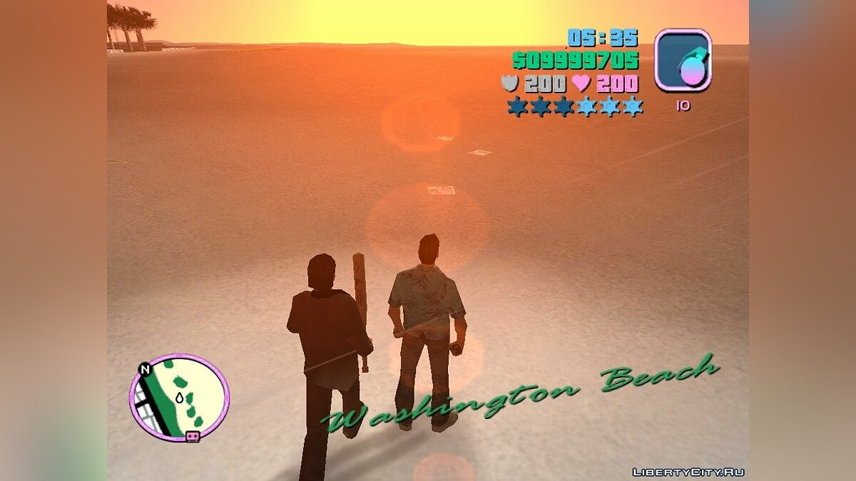 Trainer Vice City Trainer v0.7 by Random99 for GTA Vice City