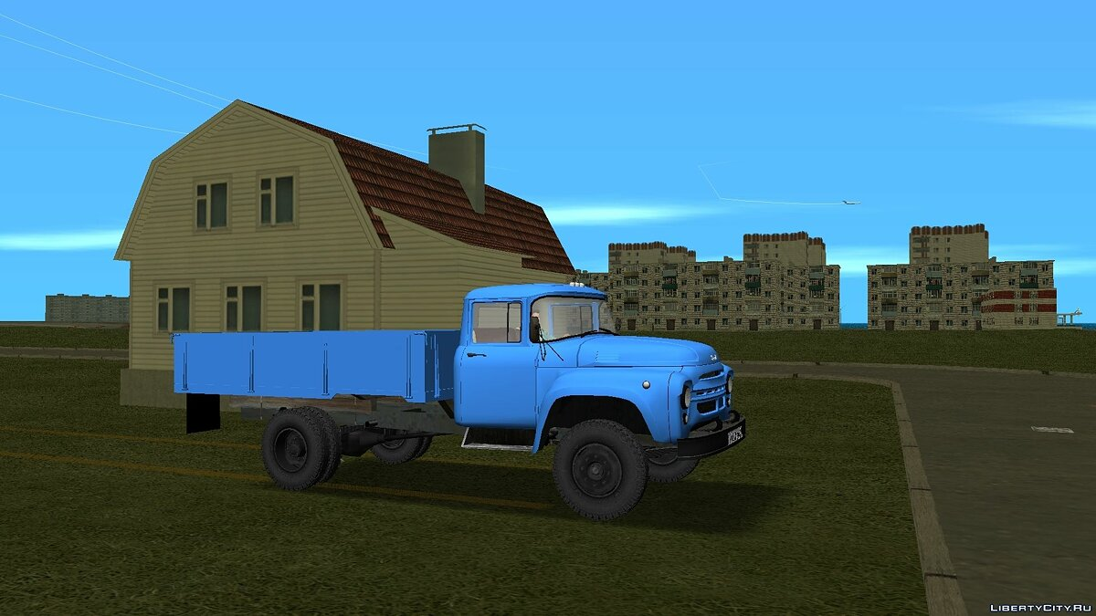 Truck ZiL 130 for GTA Vice City