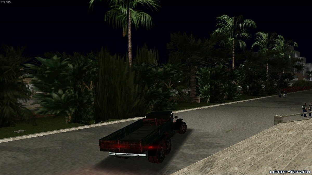 Truck Mafia Truck for GTA Vice City