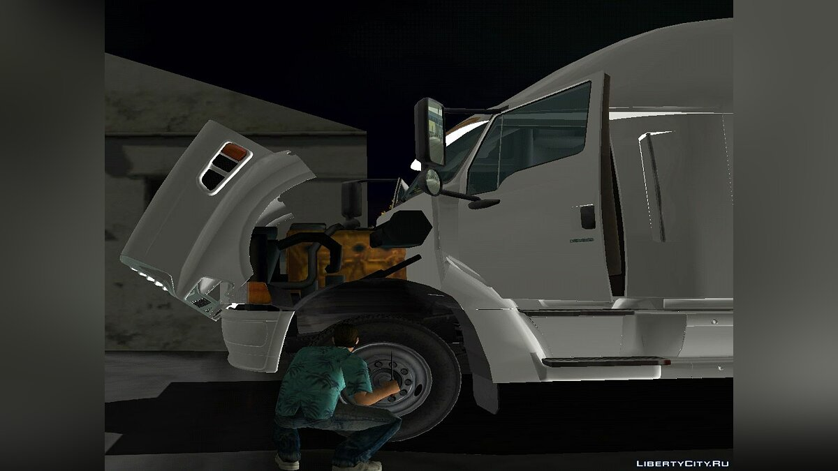 Truck 2003 Sterling A9500 for GTA Vice City