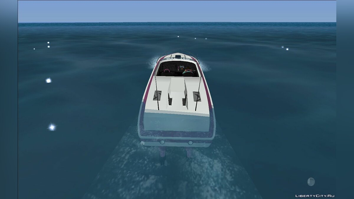 Boats and motorboats Speeder from GTA 4 for GTA Vice City