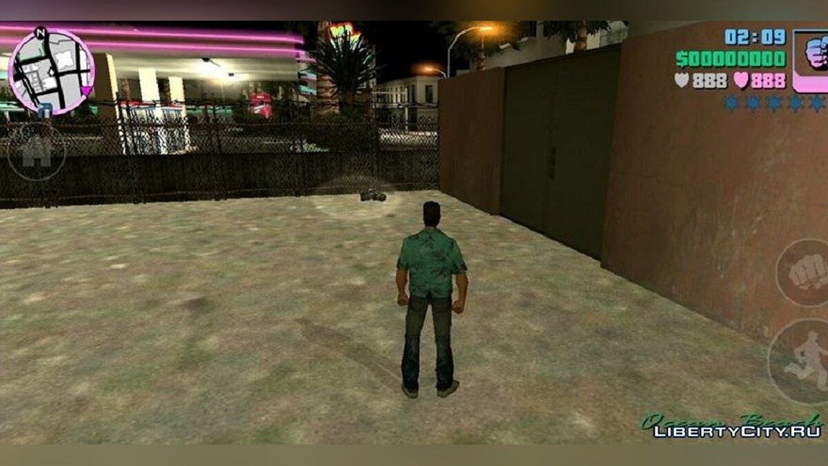 CLEO script Camera pickup for GTA Vice City (iOS, Android)