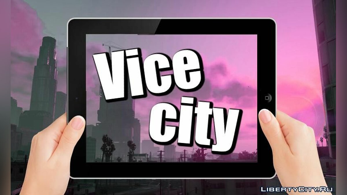 Program CLEO Master VC v1.0.4 for GTA Vice City (iOS, Android)