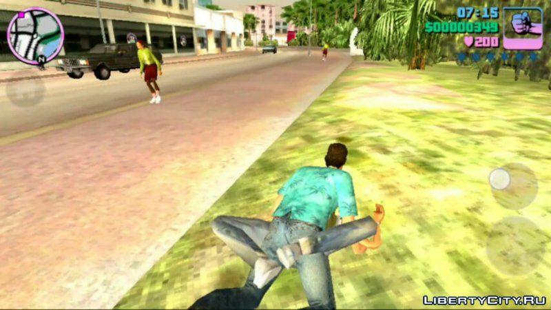 Sex mod for GTA Vice City (iOS, Android)