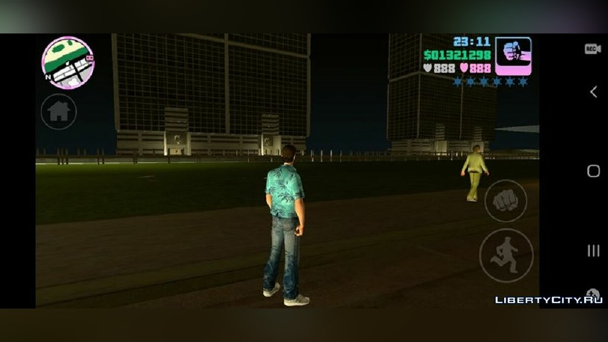 Mod The highest building for GTA Vice City (iOS, Android)
