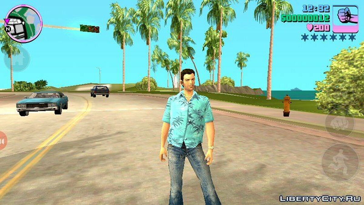 Mod Animations from GTA 4 for GTA Vice City (iOS, Android)