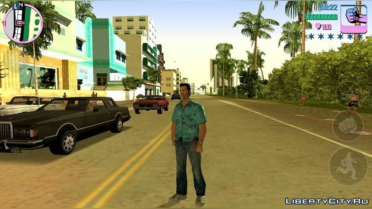 Mod Shine o Vice - Timecyc for Android and PC for GTA Vice City (iOS, Android)