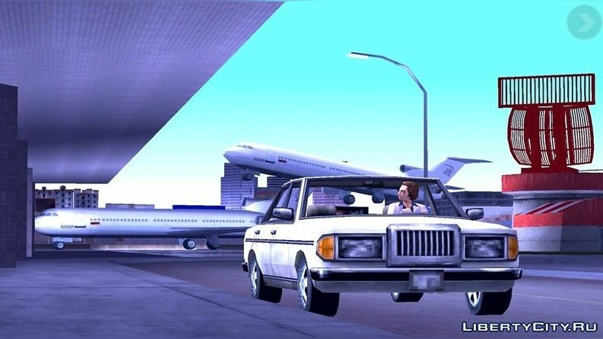 Mod Timesis from GTA III for GTA Vice City (iOS, Android)
