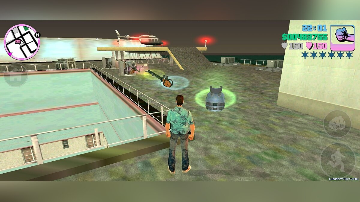 Save GTA VC Android Starter Save for GTA Vice City (iOS, Android)