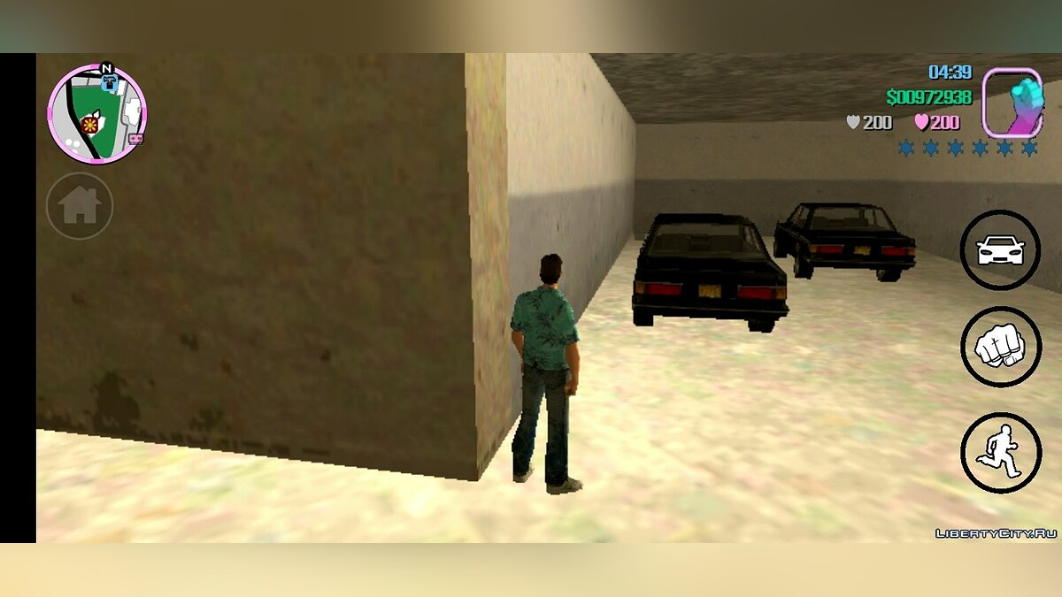 Save GTA VC 100% Saving with unique transport for GTA Vice City (iOS, Android)