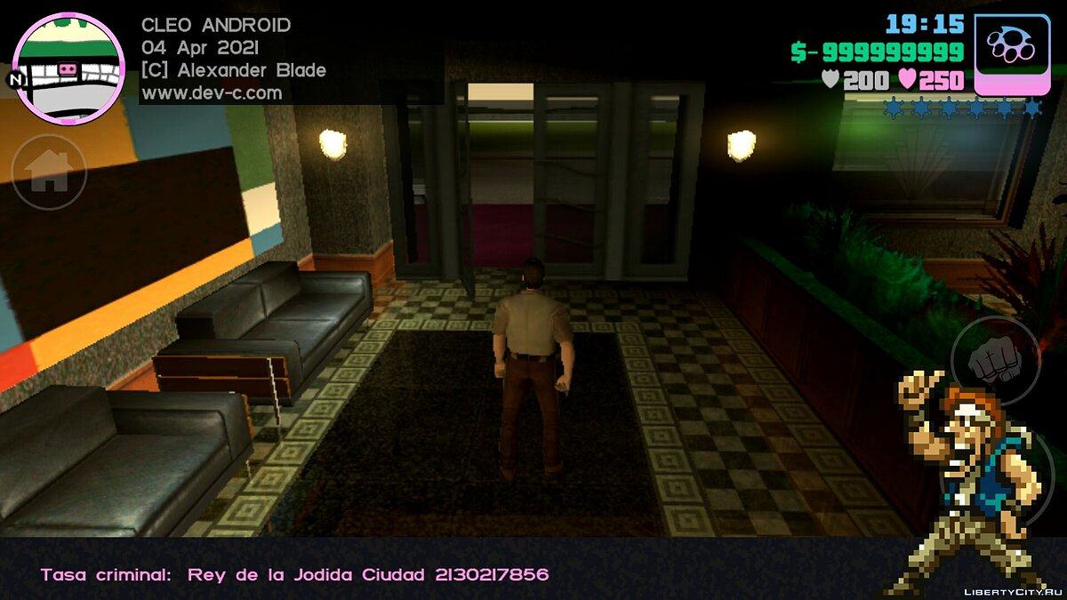 Save 100% Savegame Criminal Rank Godfather Of Vice City Best 2021 for GTA Vice City (iOS, Android)