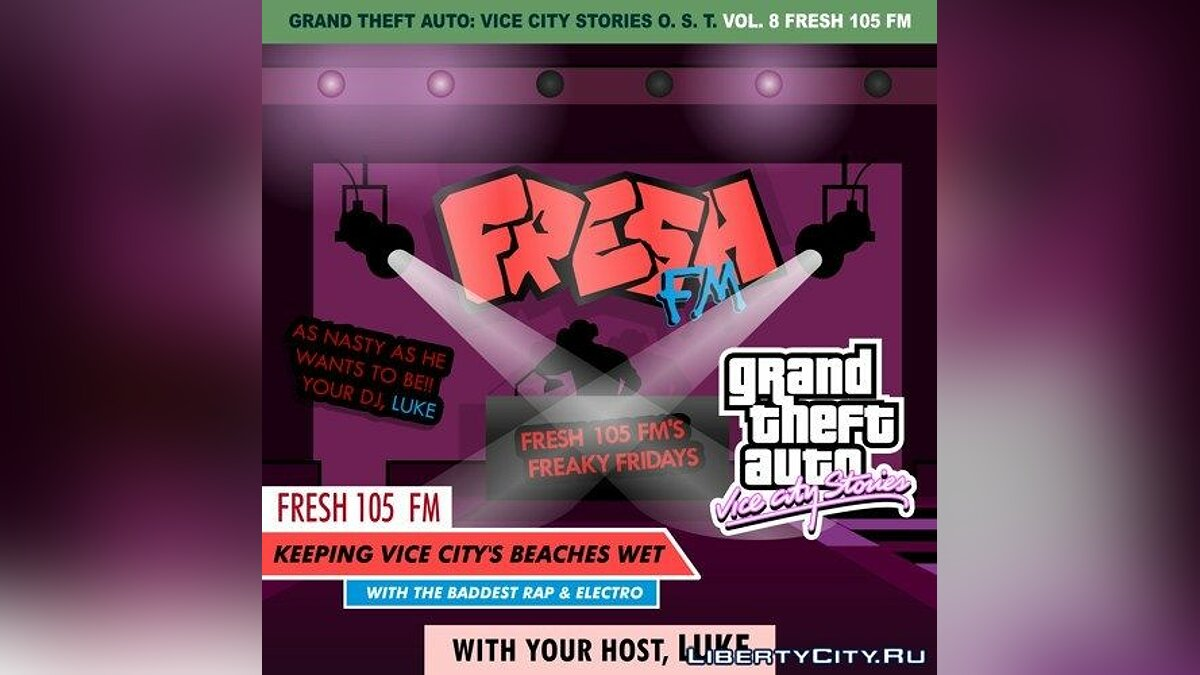 Grand Theft Auto Vice City Stories Soundtrack for GTA Vice City Stories - Картинка #9