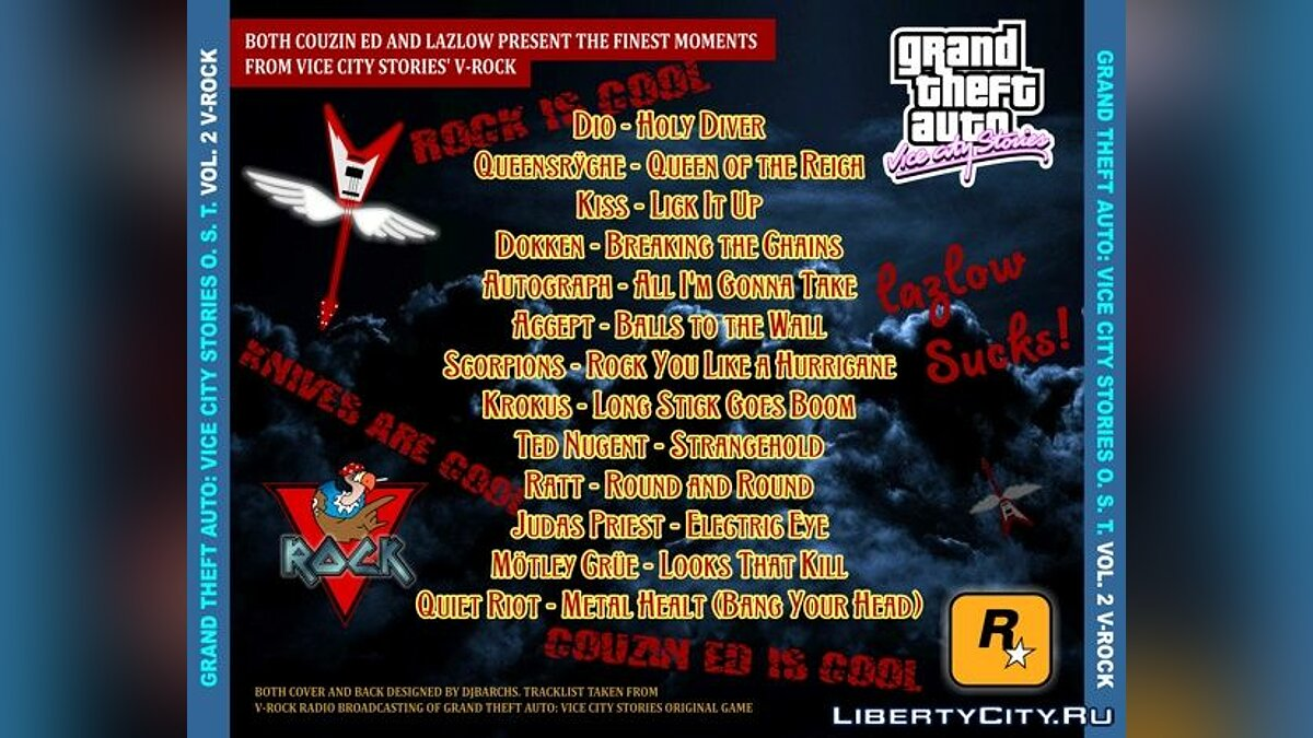 Grand Theft Auto Vice City Stories Soundtrack for GTA Vice City Stories - Картинка #16