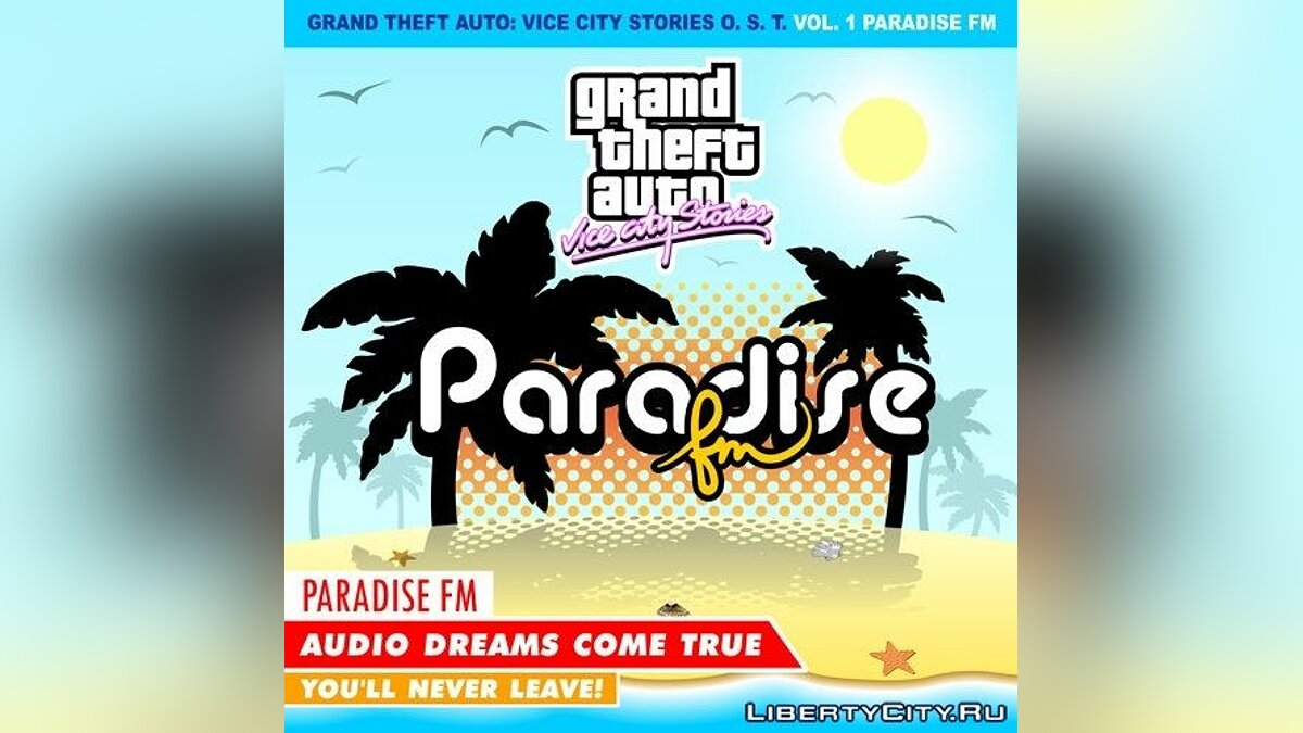 File Paradise FM for GTA Vice City Stories