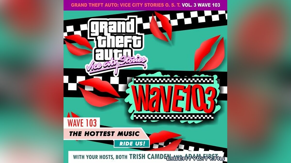 File Wave 103 for GTA Vice City Stories