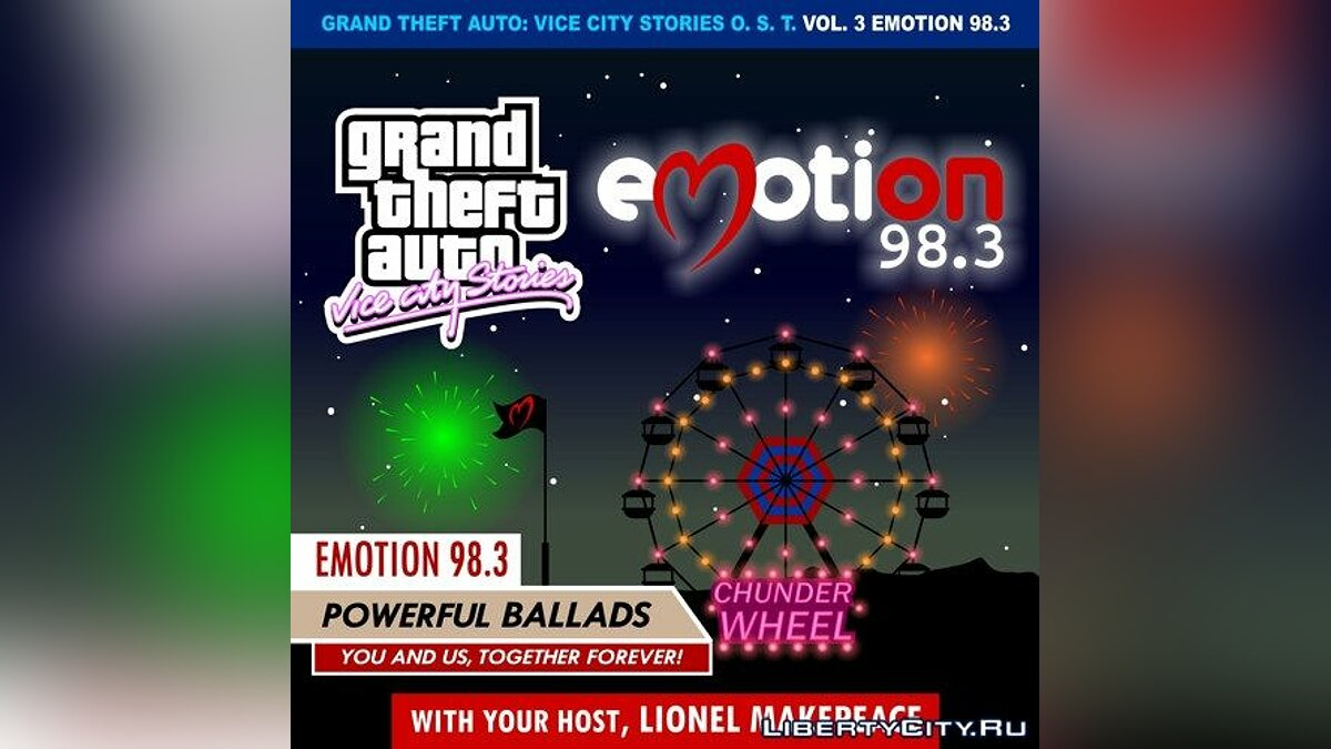 File Emotion 98.3 for GTA Vice City Stories