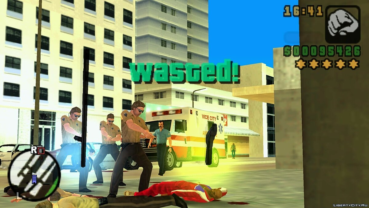 Save Save after each mission for Vice City Stories (Save after each mission) for GTA Vice City Stories