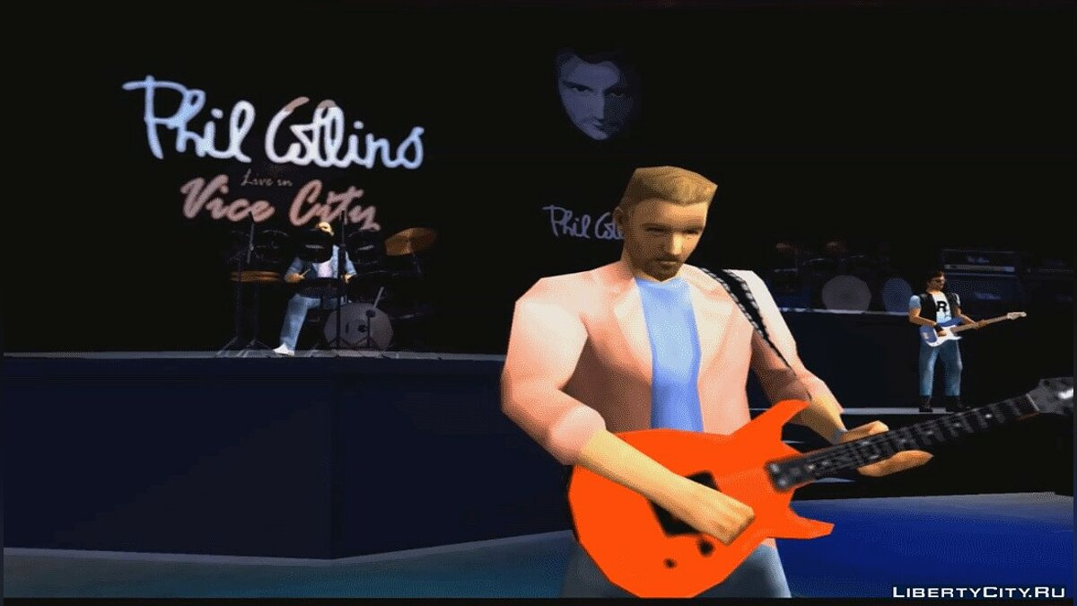 Trailer Phil Collins - In The Air Tonight - Hyman Vice City Stadium for GTA Vice City Stories