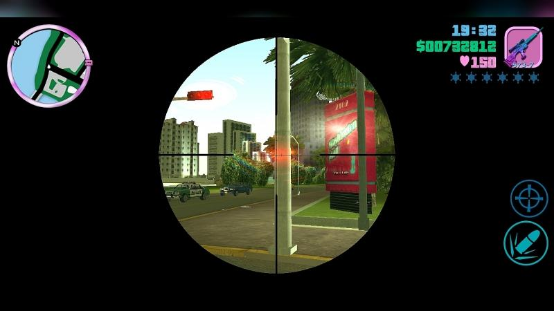 Global mod GTA VC REMASTERED TEXURES V1.1 for GTA Vice City (iOS, Android)