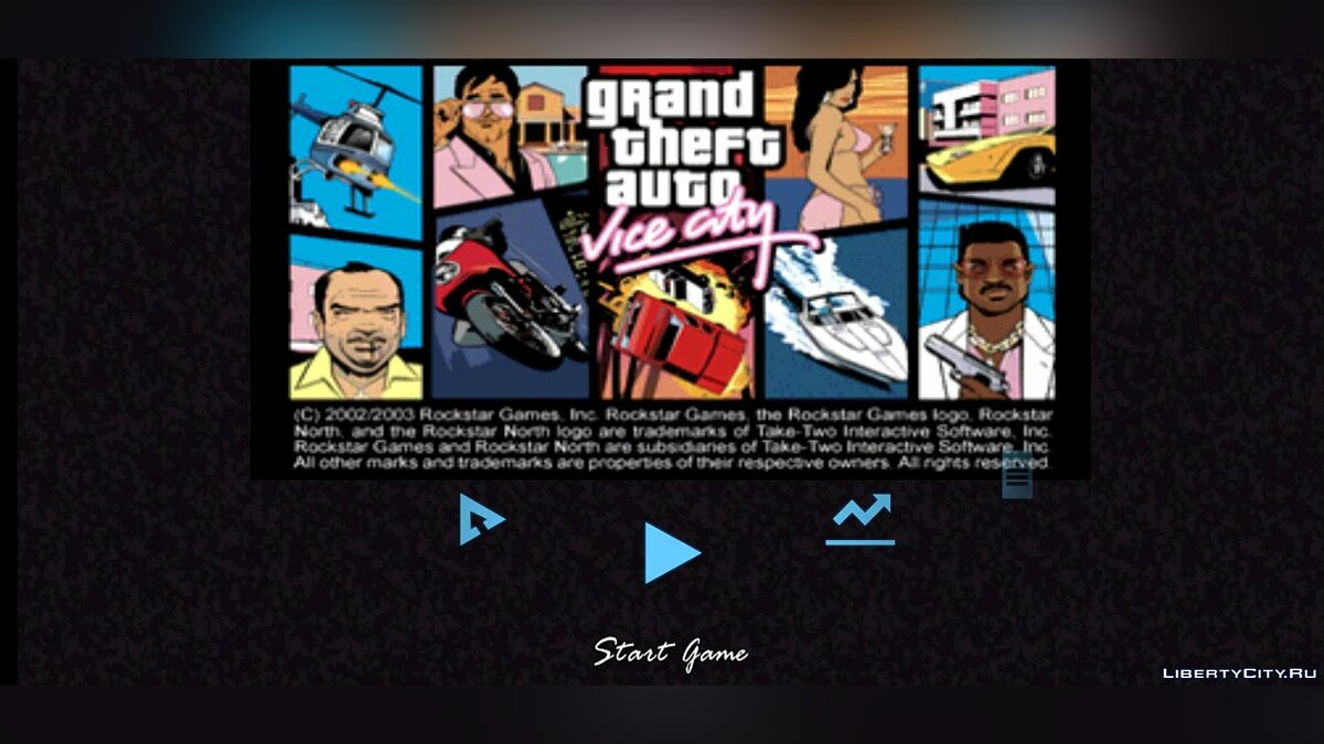 Global mod GTA VC PC Classic Android for GTA Vice City (iOS, Android)