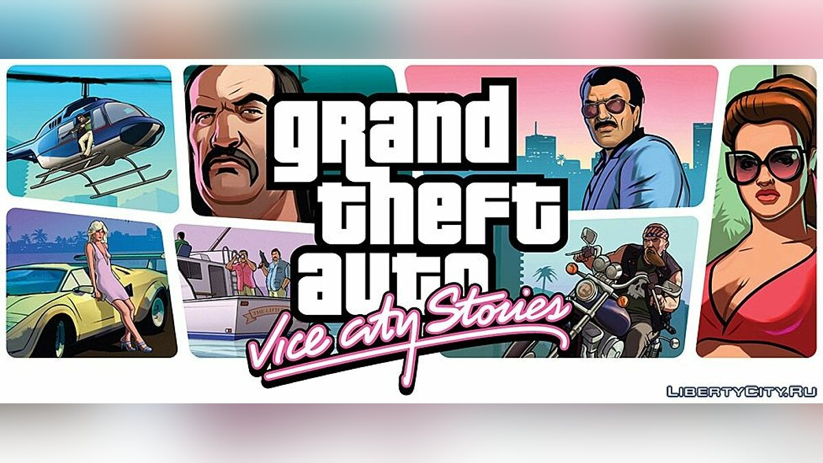 Global mod GTA Vice City Stories Radio for GTA Vice City for GTA Vice City (iOS, Android)