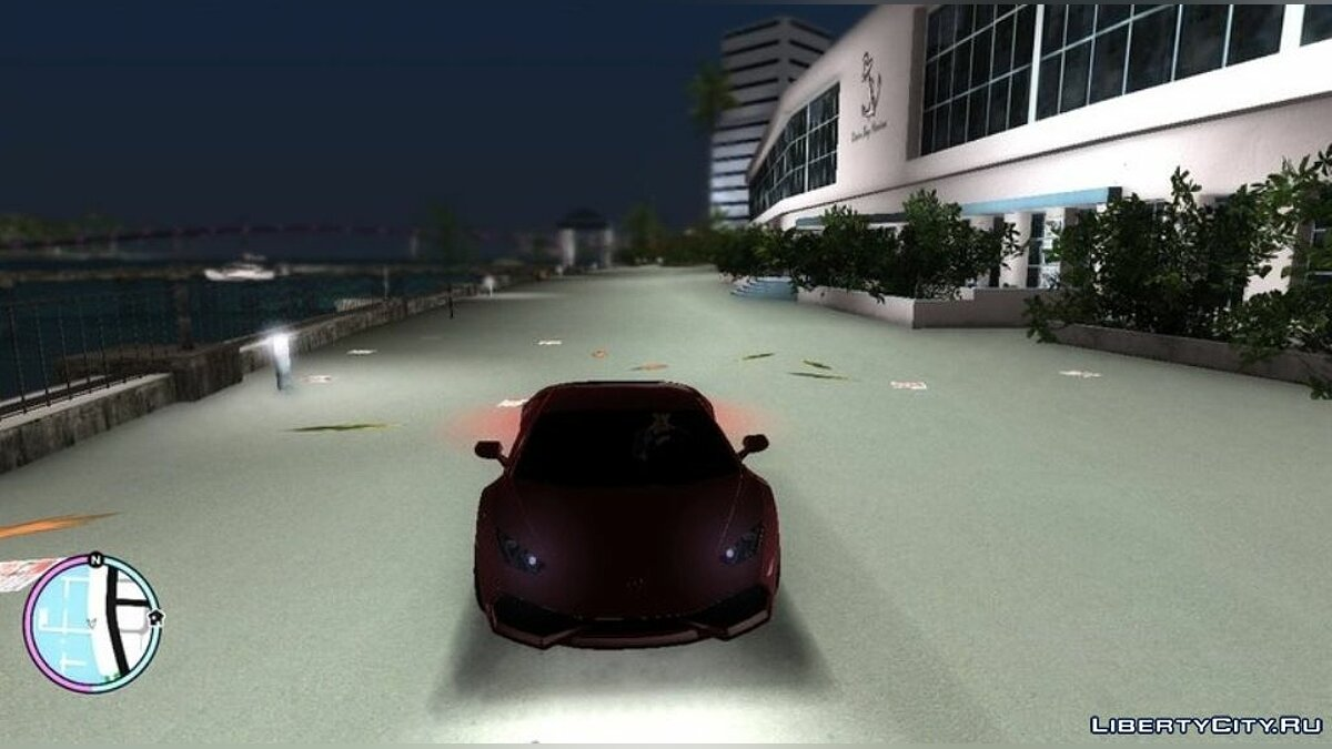 Texture mod ULTIMATUM - A large collection of textures for GTA Vice City