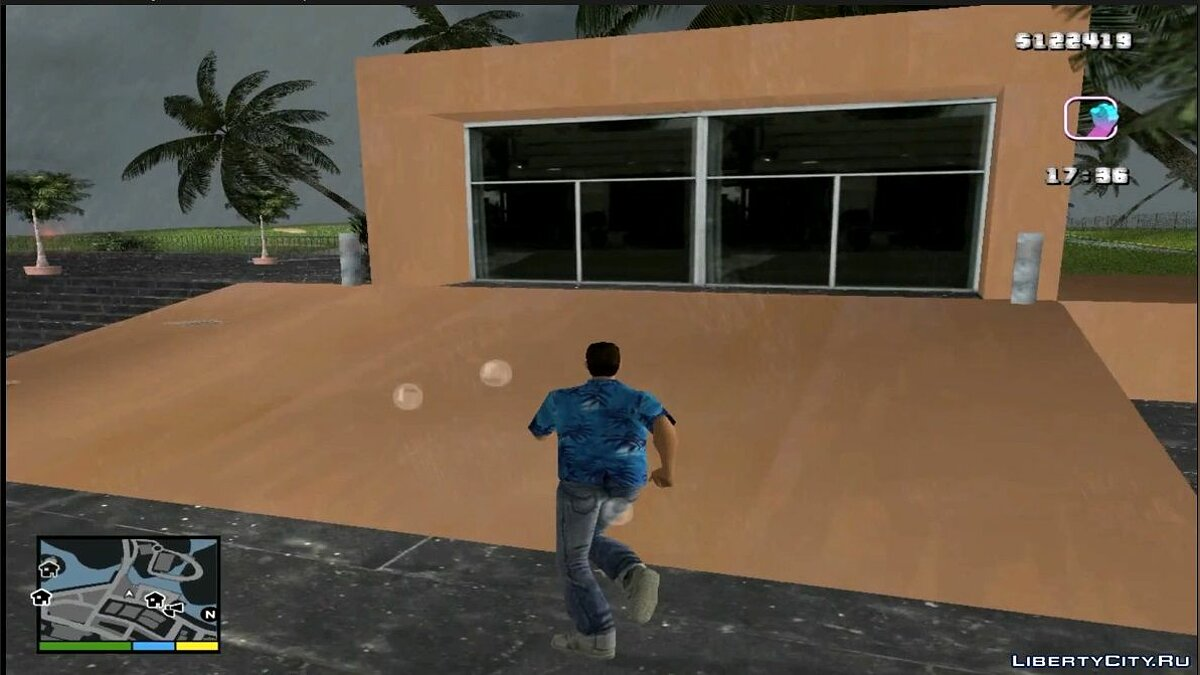 Texture mod Mercedes Apartments for GTA Vice City