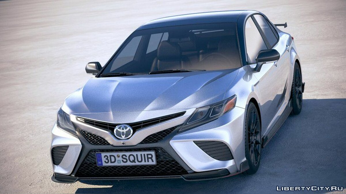 Model Toyota Camry B70 TRD for for modmakers