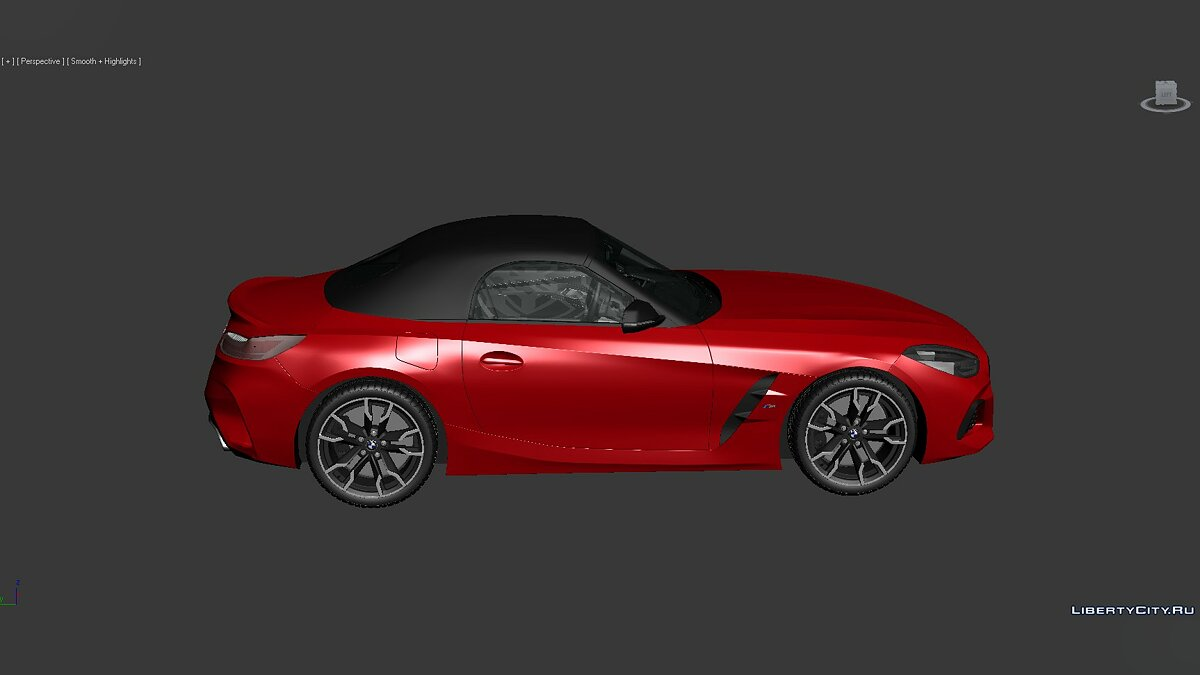 Model 3D Models BMW Z4 (G29) 2019 for for modmakers