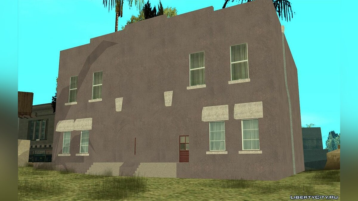 3D Model: American Building for for modmakers