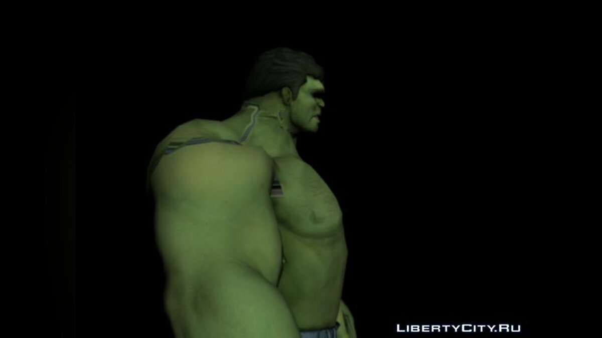 Hulk by AleksGTA for for modmakers - screenshot #3
