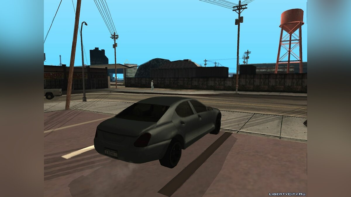 Car from Crysis 2 (beta) for for modmakers - screenshot #4