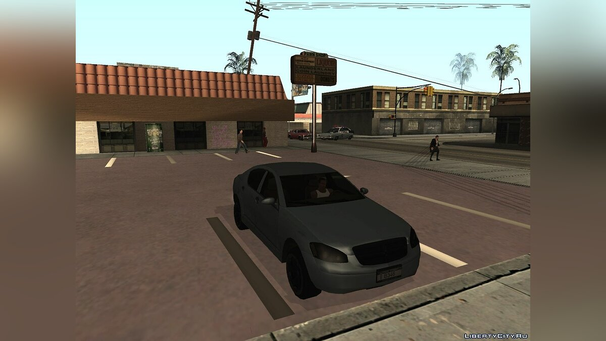 Car from Crysis 2 (beta) for for modmakers - screenshot #3