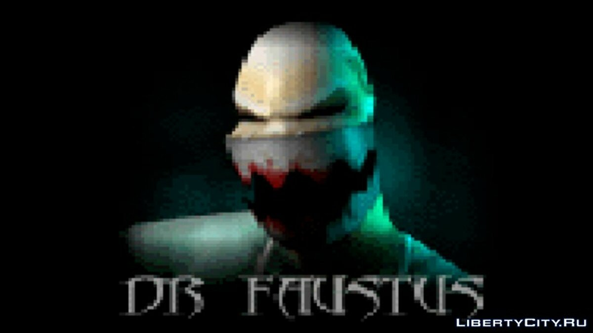Model Dr. Faustus from the game Thrill Kill (3D-model) for for modmakers