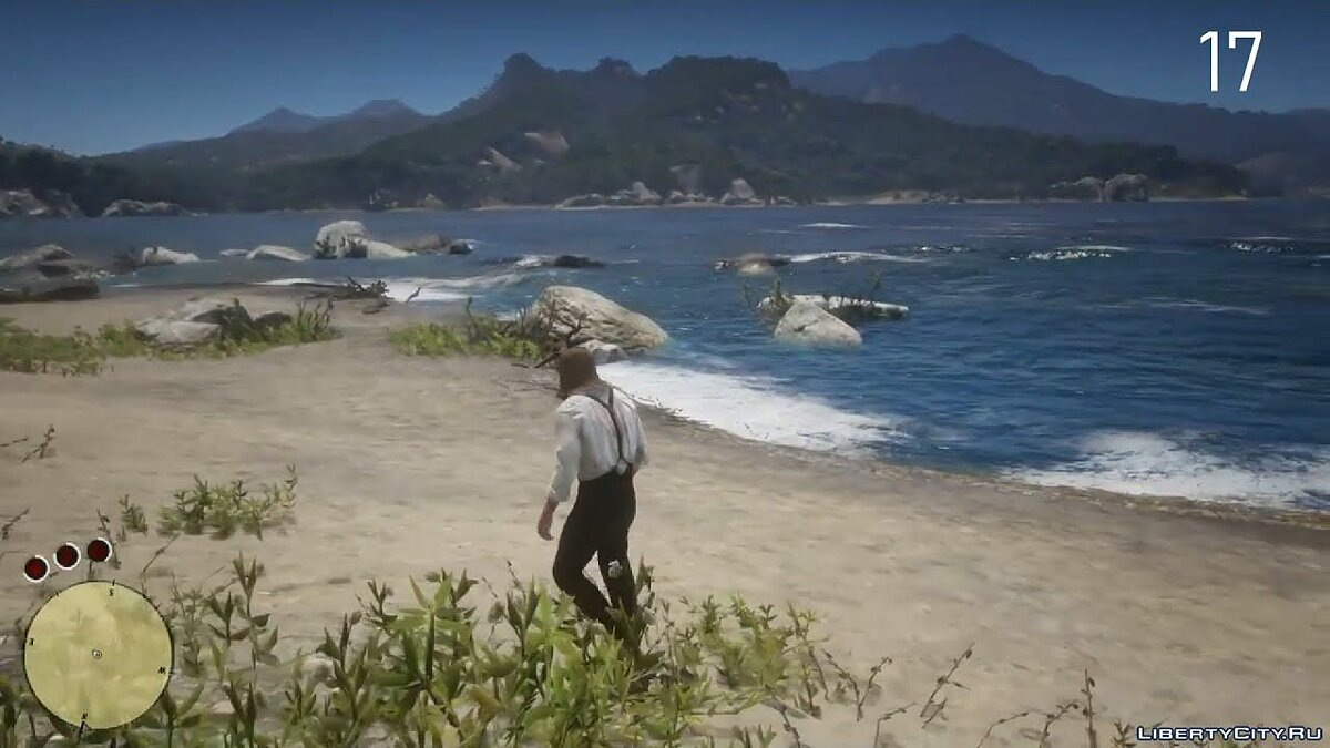 File Saving from the beginning of chapter 5: Guarma for for modmakers