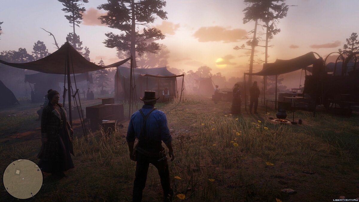 Map Full map of Red Dead Redemption 2 in high resolution for for modmakers