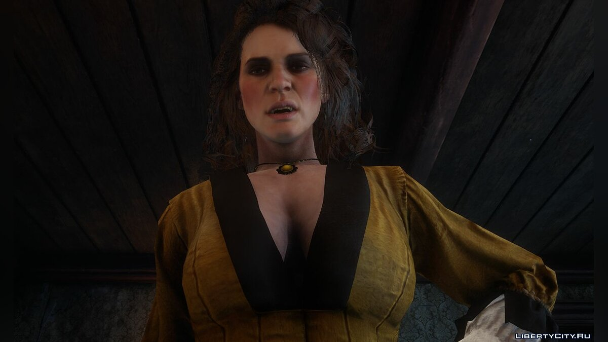Script mod Hot Coffee - Sex Mod for Red Dead Redemption 2
