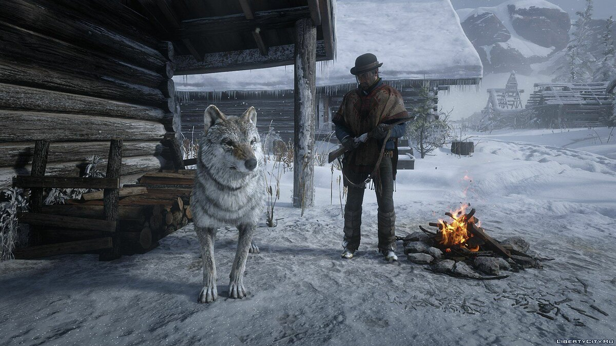 Script mod Lenny's Simple Trainer 0.2 - a simple trainer from Lenny for Red Dead Redemption 2