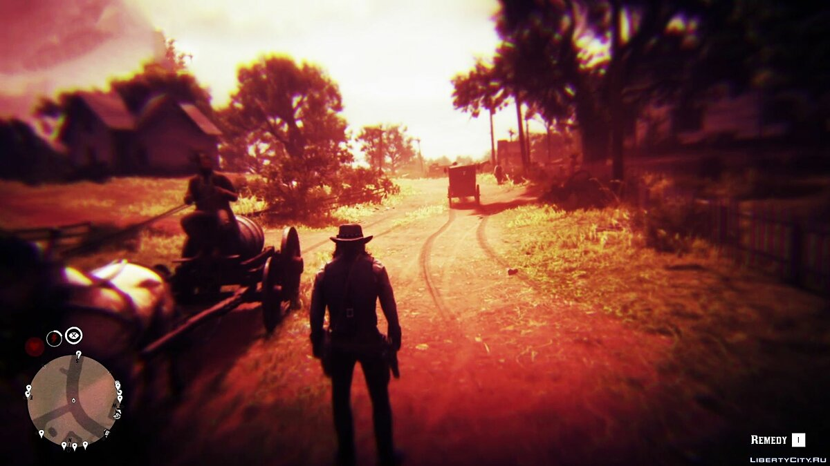 Script mod Die with one blow for Red Dead Redemption 2