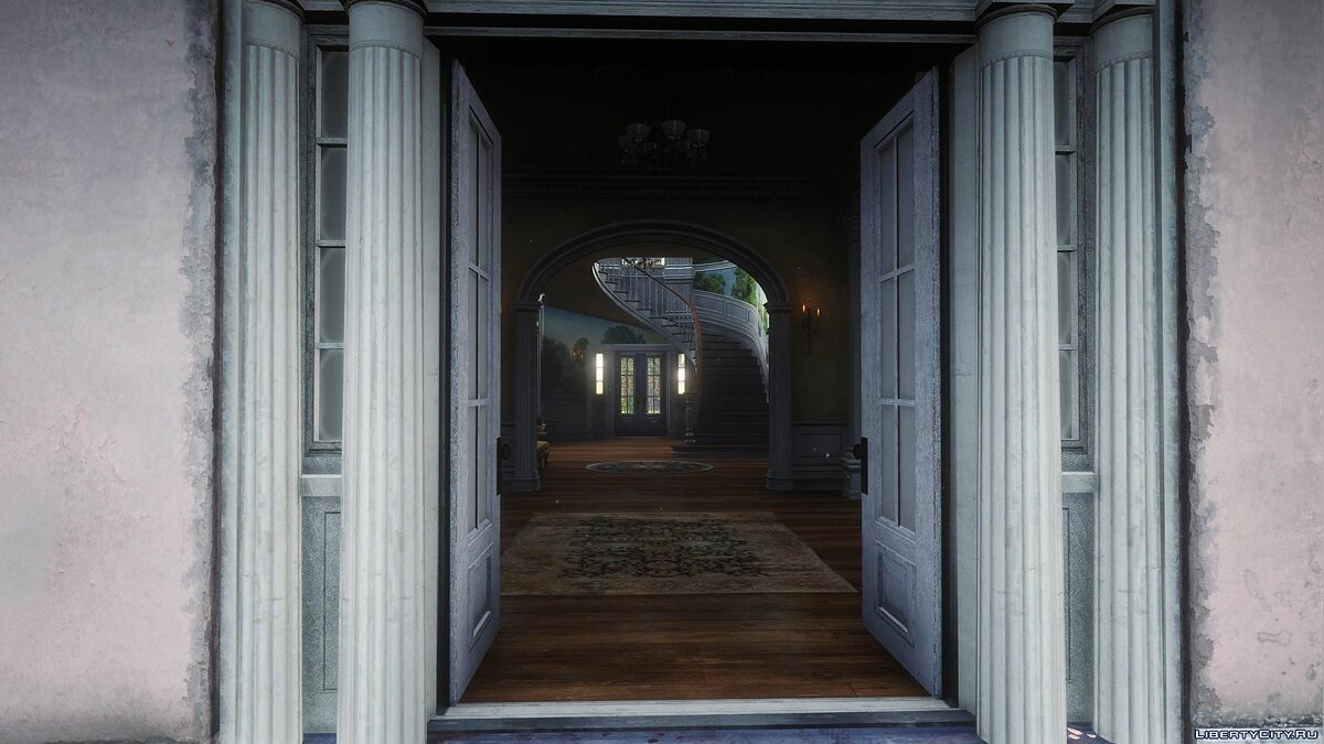 Script mod Open all interiors v1.4 for Red Dead Redemption 2