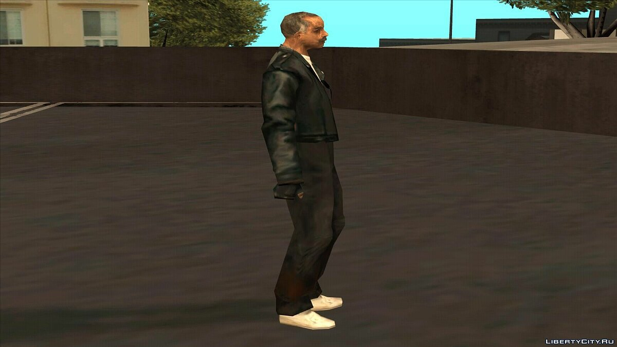 Skin Victor Oldfried for GTA San Andreas