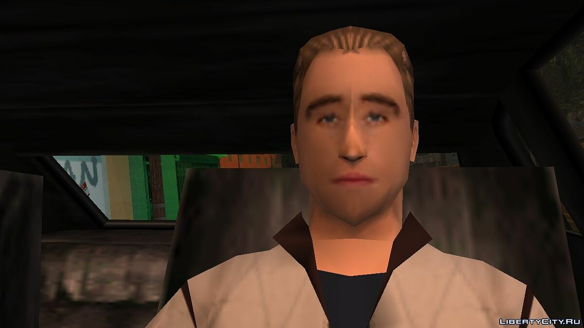 Skin Ryan Gosling (The Driver from