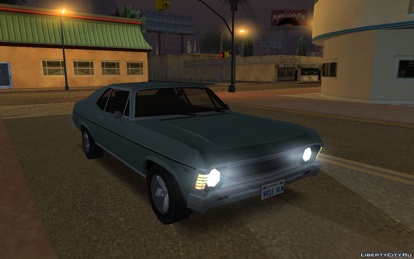 New GTA SA style Vehicles for GTA San Andreas: 664 cars for GTA San