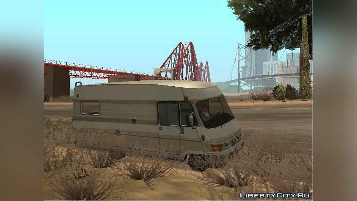 Cars New LQ journey for GTA San Andreas