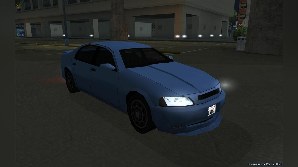 Cars LC Kuruma Pack for GTA San Andreas