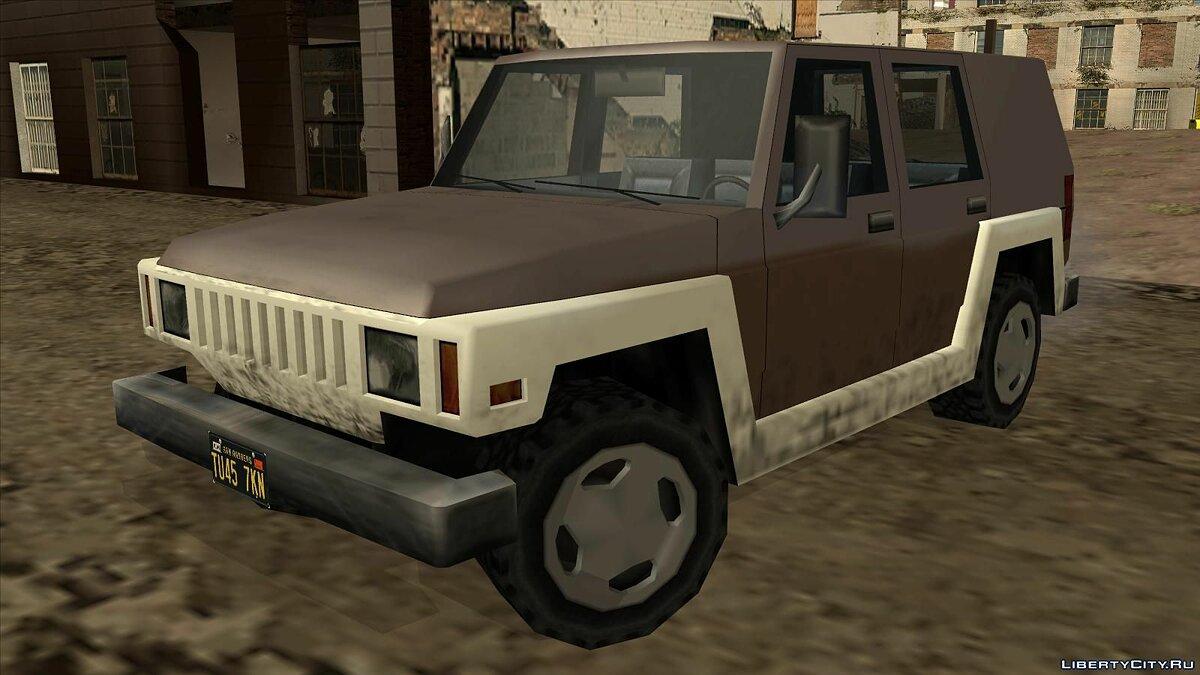 Bulldog for GTA San Andreas - screenshot #9