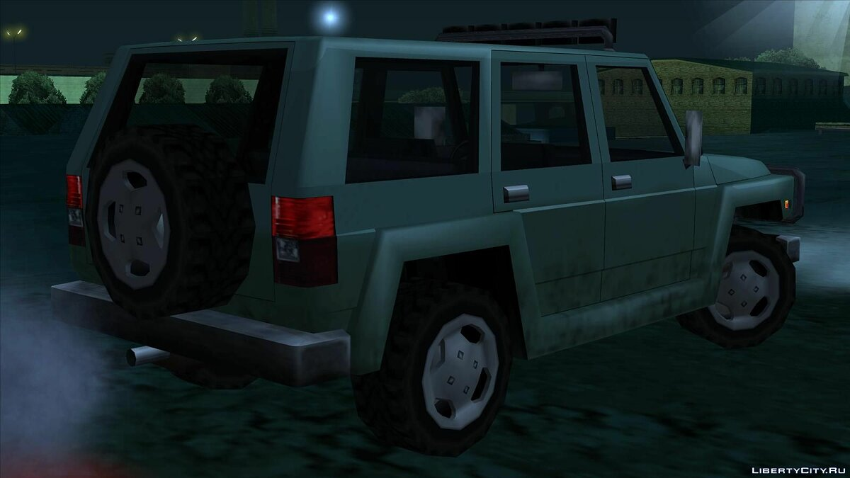 Bulldog for GTA San Andreas - screenshot #6