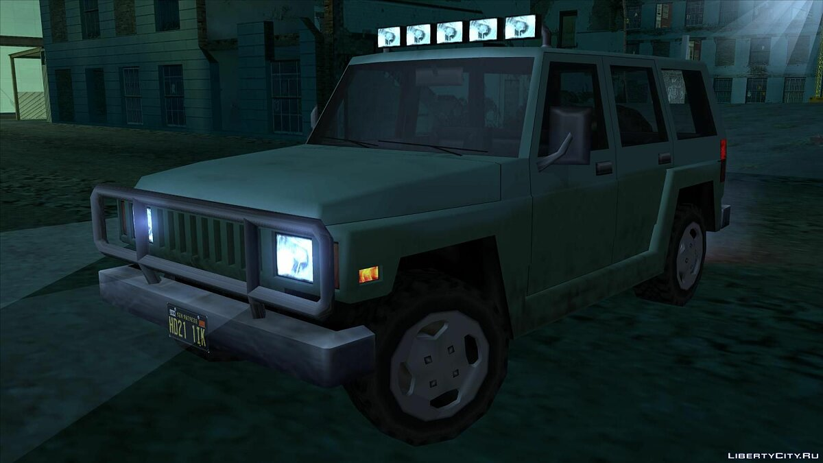 Bulldog for GTA San Andreas - screenshot #5